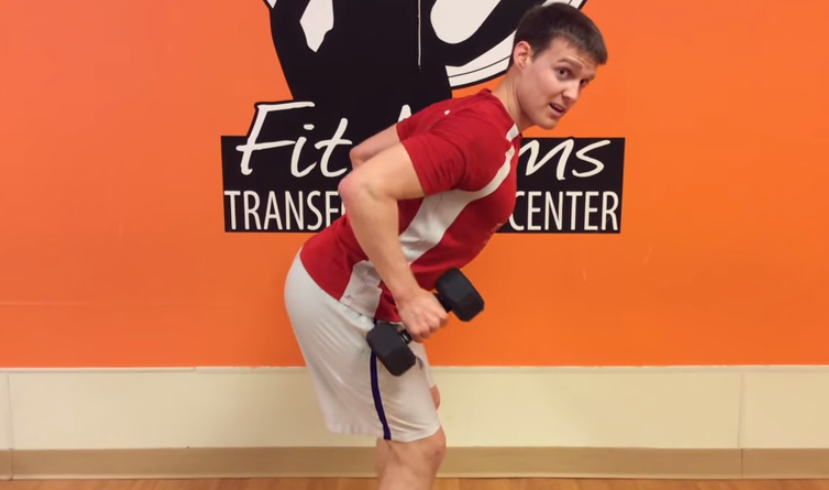Quick Fix for Shoulder Problems and Poor Posture